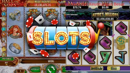 Main Slot Online Dengan Resiko Kecil dan Keuntungan Besar