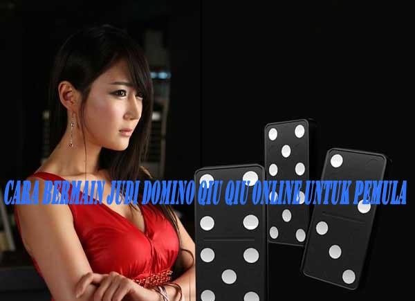 Cara Bermain Judi Domino Qiu Qiu Online Untuk Pemula